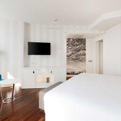 Отель NH Nacional комната для гостей