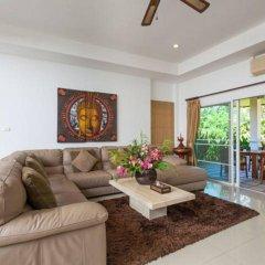 Отель La Romanee Infinity Villa by Jetta комната для гостей