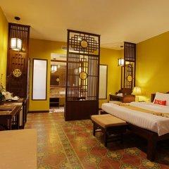 Отель Duangjitt Resort, Phuket 5* Стандартный номер с различными типами кроватей фото 3