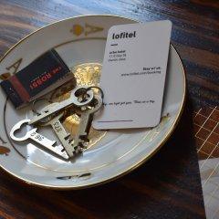Lofitel Hotel удобства в номере