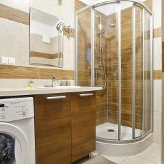 Отель Silver Apartments Польша, Варшава - отзывы, цены и фото номеров - забронировать отель Silver Apartments онлайн ванная