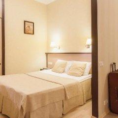Апартаменты Веста Стандартный номер с двуспальной кроватью фото 33