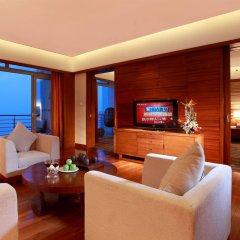 Отель Grand Soluxe Hotel & Resort, Sanya Китай, Санья - отзывы, цены и фото номеров - забронировать отель Grand Soluxe Hotel & Resort, Sanya онлайн комната для гостей фото 5