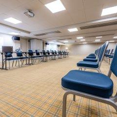 Отель Nendaz 4 Vallées & SPA Нендаз фитнесс-зал