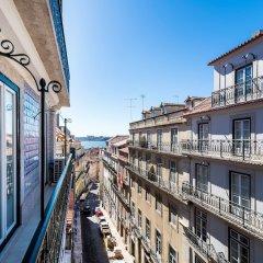 Отель Athena 3 Лиссабон балкон