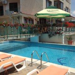 Отель Zora Болгария, Несебр - отзывы, цены и фото номеров - забронировать отель Zora онлайн бассейн фото 2