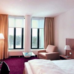 Modul Hotel Вена комната для гостей фото 3