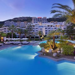 Отель Sheraton Rhodes Resort бассейн фото 2