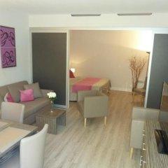 Отель Residence les Agapanthes комната для гостей фото 3