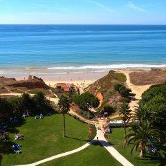 Отель Alfamar Beach & Sport Resort пляж
