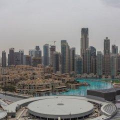 Отель Westminster Dubai Mall Дубай пляж