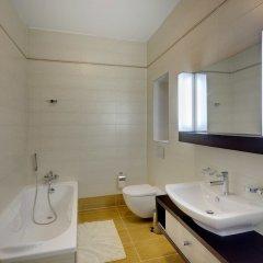 Отель Fabulous LUX APT inc Pool, Sliema Upmarket Area Мальта, Слима - отзывы, цены и фото номеров - забронировать отель Fabulous LUX APT inc Pool, Sliema Upmarket Area онлайн ванная