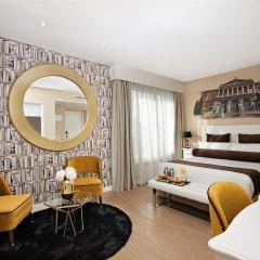 Отель Mayorazgo Мадрид комната для гостей фото 5