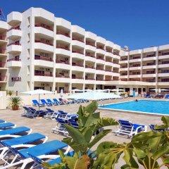 Отель Alba Португалия, Монте-Горду - отзывы, цены и фото номеров - забронировать отель Alba онлайн бассейн фото 3
