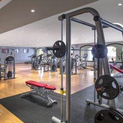 Отель The Cove Rotana Resort фитнесс-зал