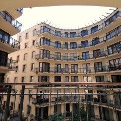 Отель Comfort Apartments Венгрия, Будапешт - 1 отзыв об отеле, цены и фото номеров - забронировать отель Comfort Apartments онлайн балкон