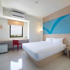 Отель Hop Inn Krabi Таиланд, Краби - отзывы, цены и фото номеров - забронировать отель Hop Inn Krabi онлайн комната для гостей