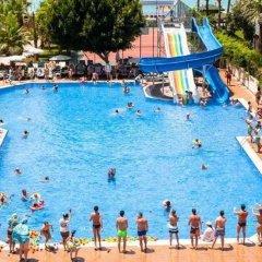 Concordia Celes Hotel - Ultra All Inclusive Турция, Окурджалар - отзывы, цены и фото номеров - забронировать отель Concordia Celes Hotel - Ultra All Inclusive онлайн бассейн фото 3