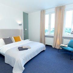 Апартаменты Vilnius Apartments & Suites Gedimino Ave Вильнюс комната для гостей фото 5