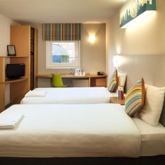 Отель ibis Styles London Excel комната для гостей фото 5