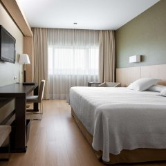 Отель NH Ribera del Manzanares комната для гостей фото 2