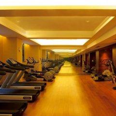 Отель Swissotel Grand Shanghai фитнесс-зал фото 3