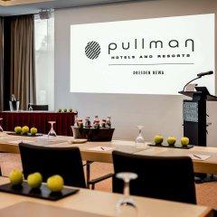 Отель Pullman Dresden Newa Германия, Дрезден - 2 отзыва об отеле, цены и фото номеров - забронировать отель Pullman Dresden Newa онлайн спа фото 2
