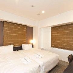 Отель Sotetsu Fresa Inn Nihombashi-Ningyocho комната для гостей