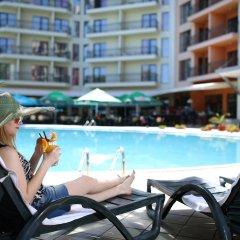 Prestige Hotel and Aquapark Золотые пески бассейн фото 2