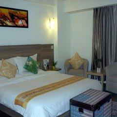 Sotel Inn Hotel Guangzhou Shang Xia Jiu комната для гостей