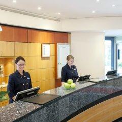 Отель NH München Messe Германия, Мюнхен - 2 отзыва об отеле, цены и фото номеров - забронировать отель NH München Messe онлайн интерьер отеля фото 3