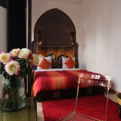 Отель Riad Dar Massaï Марокко, Марракеш - отзывы, цены и фото номеров - забронировать отель Riad Dar Massaï онлайн комната для гостей фото 3