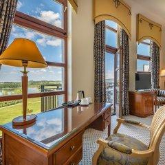 Отель Vilnius Grand Resort Литва, Вильнюс - 10 отзывов об отеле, цены и фото номеров - забронировать отель Vilnius Grand Resort онлайн балкон