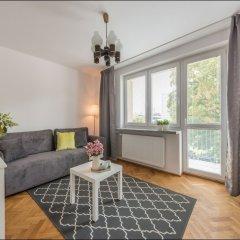 Апартаменты P&O Apartments Pulawska Варшава комната для гостей фото 3