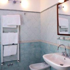 Отель Villa Elisa Аджерола ванная