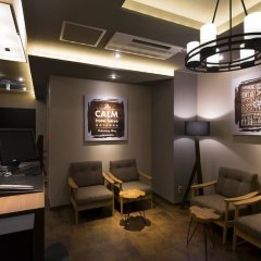 The CALM Hotel Tokyo - Adults Only интерьер отеля