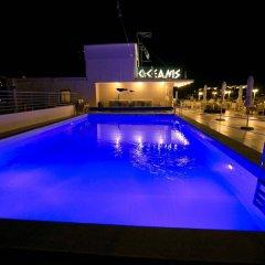 Hotel Oceanis Kavala бассейн