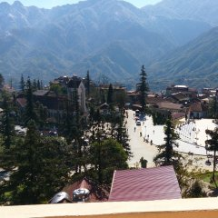 Sapa Elite Hotel балкон