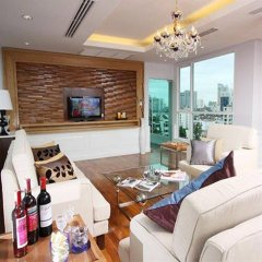 Апартаменты Montara Serviced Apartment Thonglor 25 Бангкок комната для гостей фото 5