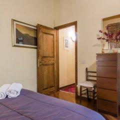 Апартаменты Florence Ariento Romantic Apartment Флоренция комната для гостей