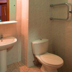 Отель Дивс Екатеринбург ванная фото 2