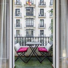Апартаменты Nuñez de Balboa Apartment Мадрид балкон