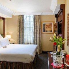 Отель Shaftesbury Hyde Park International Лондон в номере