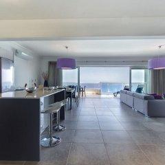 Отель Pure Luxury Apartment With Pool Мальта, Слима - отзывы, цены и фото номеров - забронировать отель Pure Luxury Apartment With Pool онлайн интерьер отеля