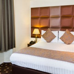 Отель Grand Plaza Serviced Apartments Великобритания, Лондон - отзывы, цены и фото номеров - забронировать отель Grand Plaza Serviced Apartments онлайн комната для гостей фото 4