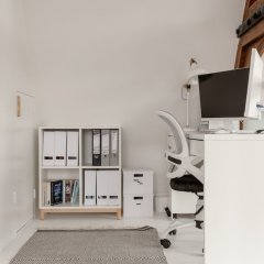 Апартаменты 1 Bedroom Retro Apartment фитнесс-зал