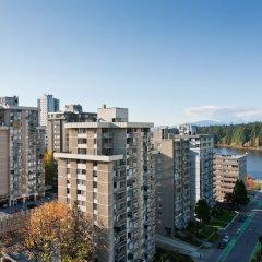 Отель Lord Stanley Suites On The Park Канада, Ванкувер - отзывы, цены и фото номеров - забронировать отель Lord Stanley Suites On The Park онлайн балкон