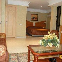 Отель Mounia Марокко, Фес - отзывы, цены и фото номеров - забронировать отель Mounia онлайн комната для гостей фото 3