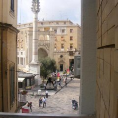 Отель Leccesalento Bed And Breakfast Лечче балкон