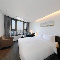 Отель Ramada Encore Seoul Magok комната для гостей